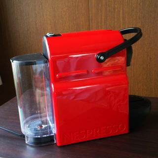 ネスプレッソ コーヒーマシン C40(エスプレッソマシン)