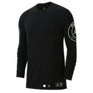 ナイキ(NIKE)のJORDAN × PSG ロンT XLサイズ(Tシャツ/カットソー(七分/長袖))
