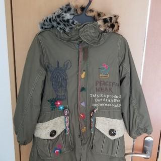 BOOFOOWOO - ブーフーウー モッズ コート