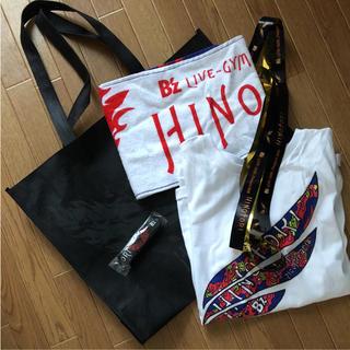 B'z hinotori ヒノトリ ライブ コンサート Tシャツ グッズ セット(ミュージシャン)