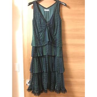 チユキ(CHIYUKI)のCHIYUKI ドレス(ひざ丈ワンピース)