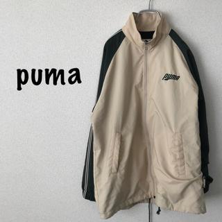 良品 puma 【プーマ】 トラック ジャケット ジャージ ヒットユニオン M