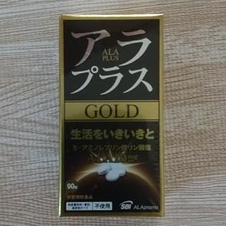 アラ(ALA)のALA アラプラスゴールド 90粒(アミノ酸)