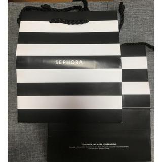 セフォラ(Sephora)のSEPHORA セフォラ ショップバッグ ミニサイズ(ショップ袋)