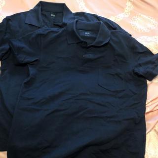 ユニクロ(UNIQLO)のUNIQLO ☆ ポロシャツ2枚セット(ポロシャツ)