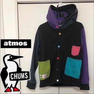 チャムス(CHUMS)のチャムス XS アトモス スウェット パーカー メンズ レディース キッズ(パーカー)
