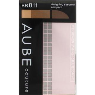 オーブクチュール(AUBE couture)のオーブクチュール デザイニング アイブロウコンパクト(パウダーアイブロウ)