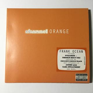 フランク・オーシャン CHANNEL ORANGE 輸入盤 フランクオーシャン(R&B/ソウル)