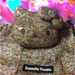 サマンサタバサ(Samantha Thavasa)の*୨୧*Samantha Thavasa エコバッグ*୨୧*(エコバッグ)