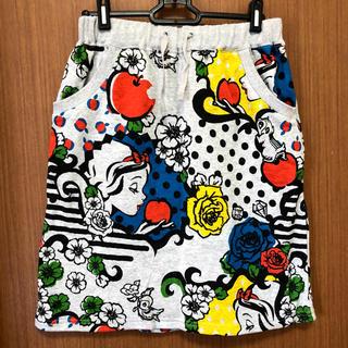 ディズニー(Disney)のディズニー 白雪姫 スカート(ひざ丈スカート)