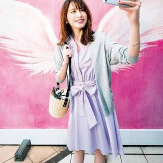 ノエラ(Noela)のノエラ♡泉里香ちゃん着用♡シャツワンピ(ひざ丈ワンピース)