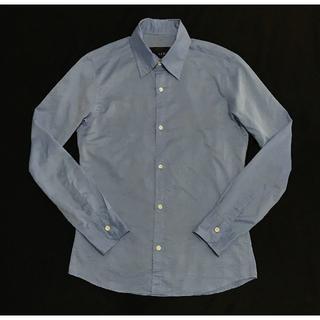 エイケイエム(AKM)の数回着用27000円 直営限定 AKM ドレスシャツ wjkジュンハシモト(シャツ)
