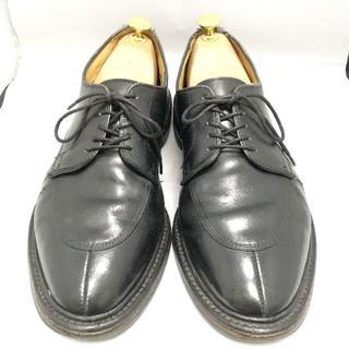 アレンエドモンズ(Allen Edmonds)のAllen Edmonds 黒 Vチップ 9(ドレス/ビジネス)