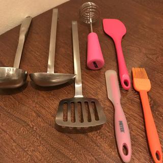 ムジルシリョウヒン(MUJI (無印良品))の可愛く便利なキッチングッズ(調理道具/製菓道具)
