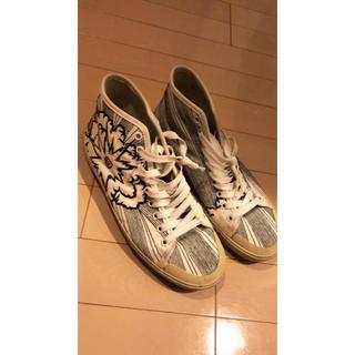 サンローラン(Saint Laurent)の美品 イヴサンローラン スニーカー 26.5㎝ (スニーカー)