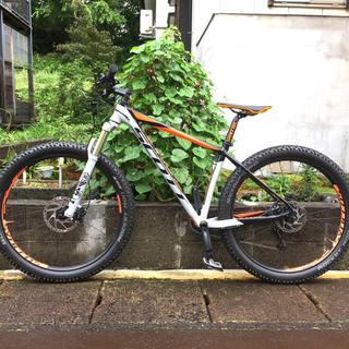 スコット(SCOTT)のSCOTT SCALE 710 PLUS 27.5+(自転車本体)