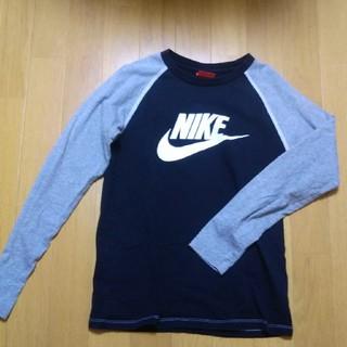 ナイキ(NIKE)のNIKE❤️ロンT Mサイズ ラグラン(Tシャツ(長袖/七分))