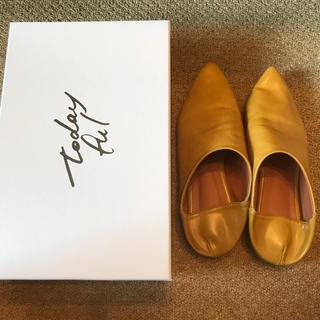 トゥデイフル(TODAYFUL)のTODAYFUL ローファー フラットシューズ(ローファー/革靴)
