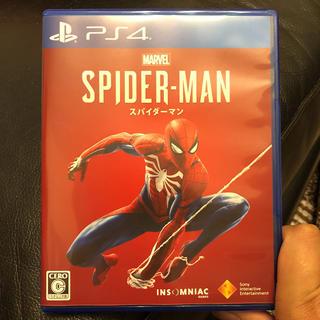 マーベル(MARVEL)のSpiderman PS4 スパイダーマン(家庭用ゲームソフト)