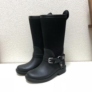 ザラ(ZARA)のZARA キッズ レインブーツ 美品(長靴/レインシューズ)