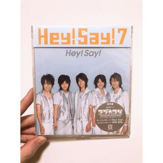 ヘイセイジャンプ(Hey! Say! JUMP)のHey!Say!7 通常盤 新品(その他)