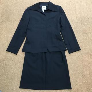 ミッシェルクラン(MICHEL KLEIN)のスーツ 黒 MICHEL KLEIN(スーツ)