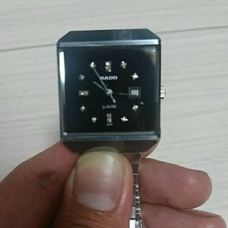 ラドー(RADO)のRADO jubile ダイヤモンド 定価約49万円(腕時計(アナログ))