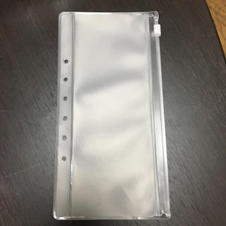 ムジルシリョウヒン(MUJI (無印良品))の無印良品 パスポートケース リフィル(日用品/生活雑貨)
