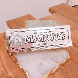 マービス(MARVIS)のMARVIS 25ml(歯磨き粉)