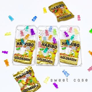 フェイクスイーツ iPhone ケース スマホ お菓子 レジン 食品サンプル(スマホケース)