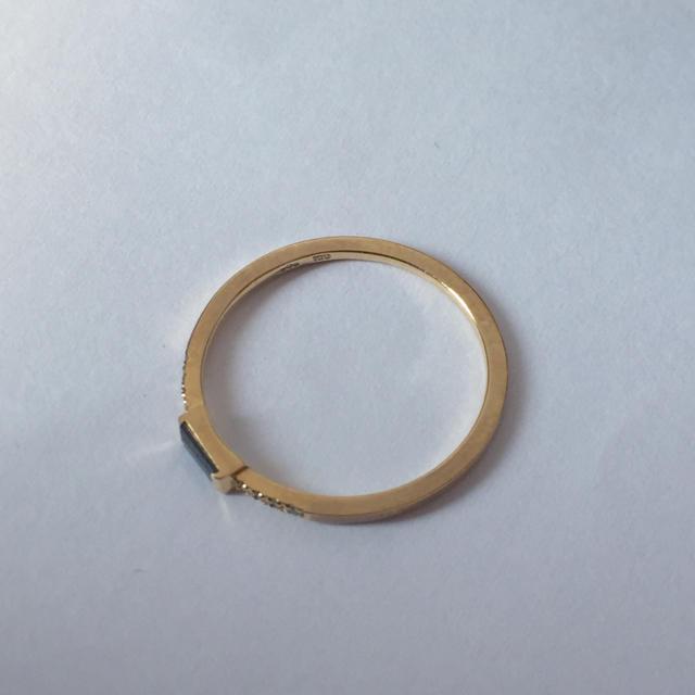 COCOSHNIK(ココシュニック)のココシュニック K10 リング 12号 レディースのアクセサリー(リング(指輪))の商品写真