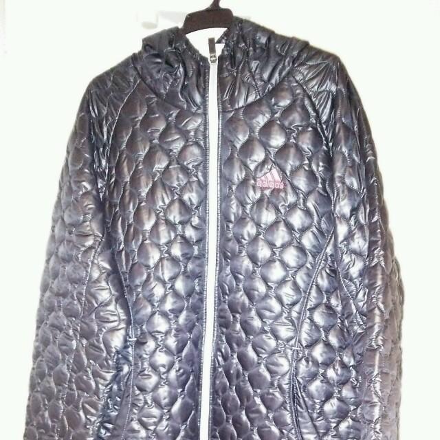adidas(アディダス)のアディダス ロングダウン レディースのジャケット/アウター(ダウンジャケット)の商品写真