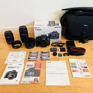 キヤノン(Canon)の[Nさん専用]  超美品! EOS Kiss X7 トータルセット(デジタル一眼)