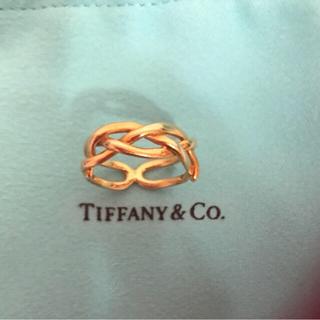ティファニー(Tiffany & Co.)のすず様専用 ティファニー  (リング(指輪))