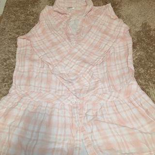 ムジルシリョウヒン(MUJI (無印良品))の妊婦用服(マタニティワンピース)