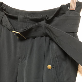 カリテ(qualite)のカリテ   パンツ  ブラック  2(カジュアルパンツ)