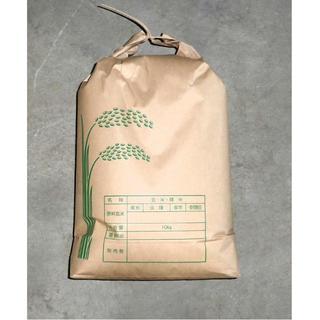 平成30年産 新米 徳島県産 キヌヒカリ 玄米10kg 農家直送