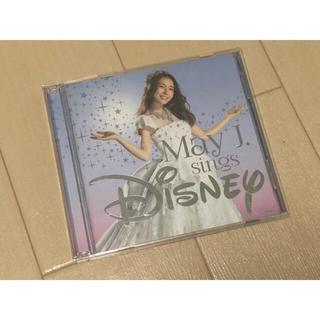 ディズニー(Disney)のMay J. sing Disney ♡ 2枚組(ポップス/ロック(邦楽))