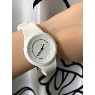 スリーフォータイム(ThreeFourTime)のシリコンウォッチ(腕時計)