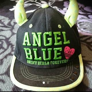 エンジェルブルー(angelblue)のANGEL BLUE キャップ (帽子)