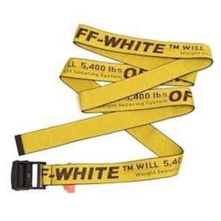 オフホワイト(OFF-WHITE)のOff-White industrialbelt(ベルト)