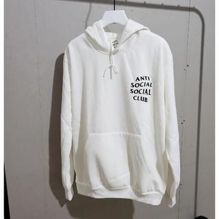 アンチ(ANTI)のANTI SOCIAL SOCIAL CLUB パーカーASSC  A2-1-M(ナイロンジャケット)