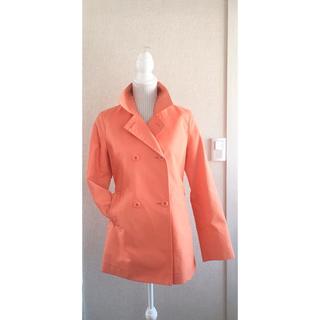 ユニクロ(UNIQLO)のユニクロ スプリングコート 秋コート Lサイズ(スプリングコート)
