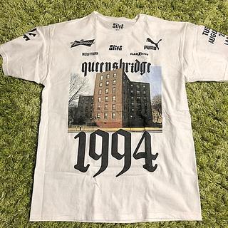エーライフ(ALIFE)の稀少ALIFE Tシャツ PUMA(Tシャツ/カットソー(半袖/袖なし))
