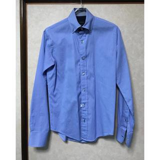 ザラ(ZARA)のZARA  ストライプシャツ Sサイズ(シャツ)