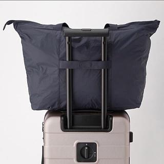 ムジルシリョウヒン(MUJI (無印良品))の無印良品  パラグライダークロス トートバッグ (トートバッグ)
