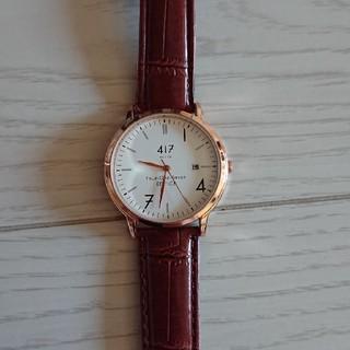 エディフィス(EDIFICE)のエディフィス腕時計☆スマート付録(腕時計(アナログ))