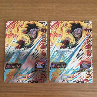 BANDAI - ゴハンクス未来 ドラゴンボールヒーローズ SH6-58