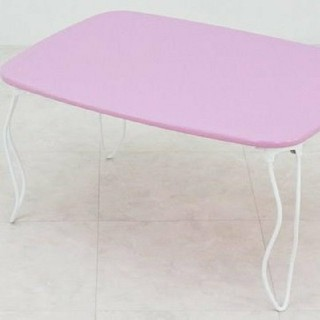 ♪可愛い猫脚♪ ✨マカロンカラー✨  折りたたみ ニャンニャンテーブル
