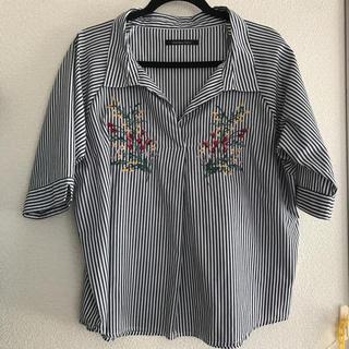 シマムラ(しまむら)のシャツ チュニック(チュニック)